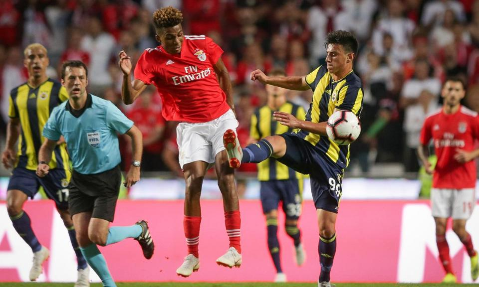 LC: UEFA divulga nome do árbitro para o Fenerbahçe-Benfica
