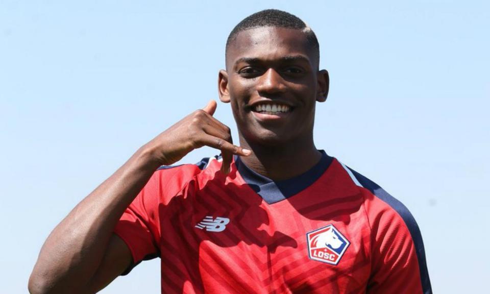Treinador do Lille sobre Rafael Leão: «Tem um grande potencial»