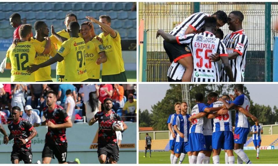Vem aí a II Liga: o ataque de 18 clubes ao topo do futebol português