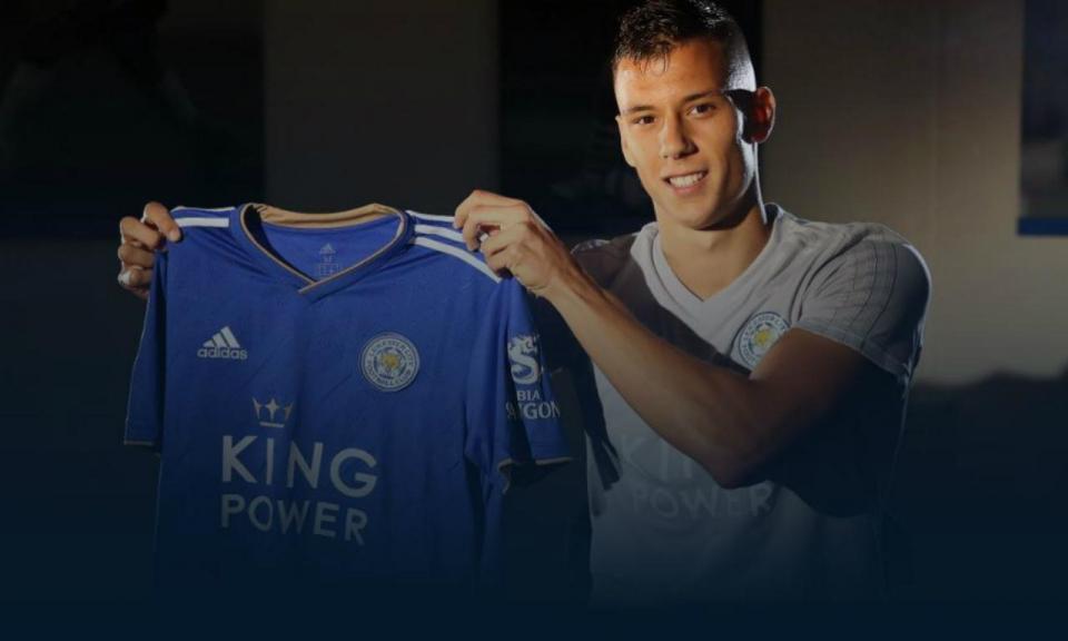 OFICIAL: Leicester contrata Benkovic