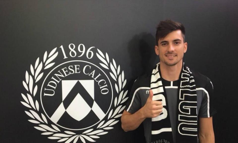 OFICIAL: Ignacio Pussetto na Udinese