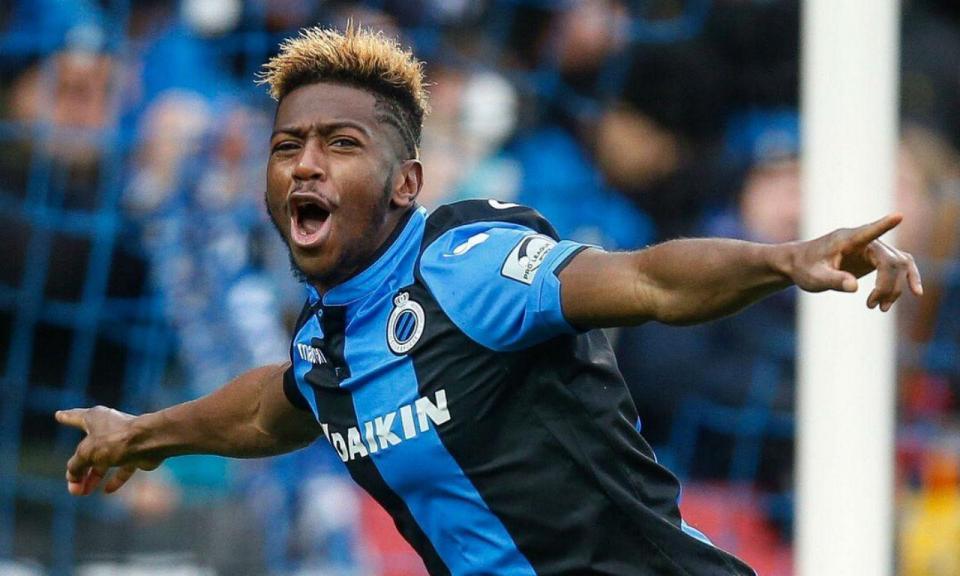 Bélgica: sem Diaby, Club Brugge vence e mantém pleno de vitórias