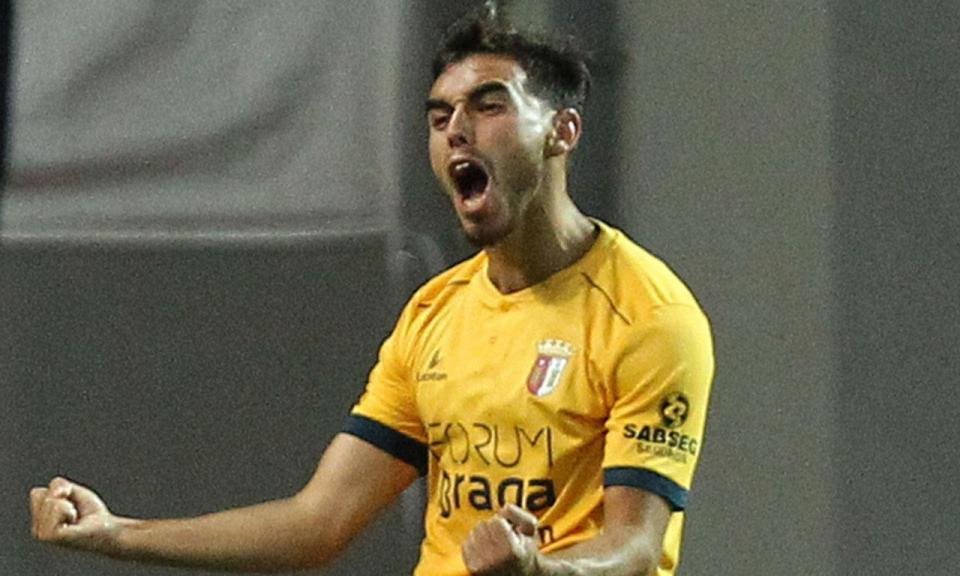 Ricardo Horta: «Podíamos ter marcado mais um ou dois golos»