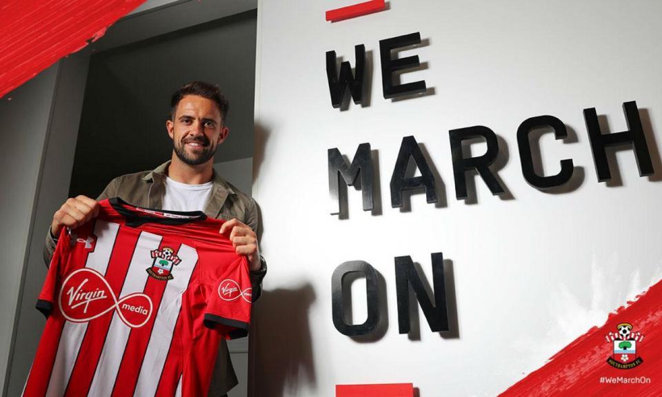 OFICIAL: Ings deixa o Liverpool e é reforço do Southampton