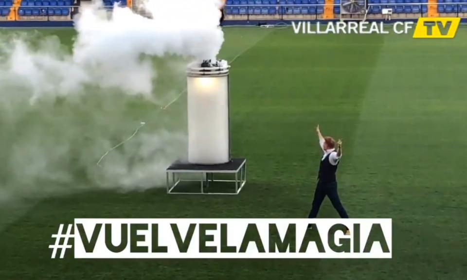VÍDEO: a incrível (e mágica) apresentação de Cazorla no Villarreal