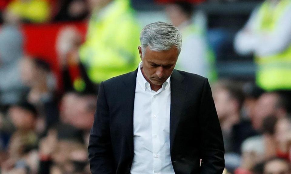 Mourinho: «Precisamos de algum tempo»