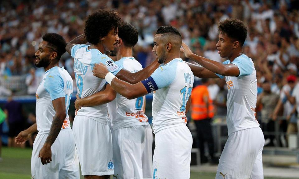 França: Marselha desperdiça vantagem de dois golos e deixa-se empatar