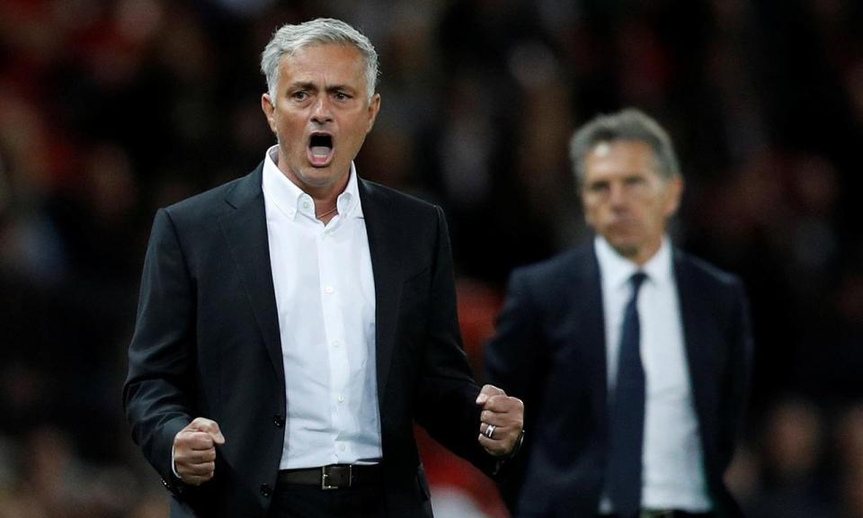 Mourinho e as críticas: «Sou um dos melhores treinadores do mundo»