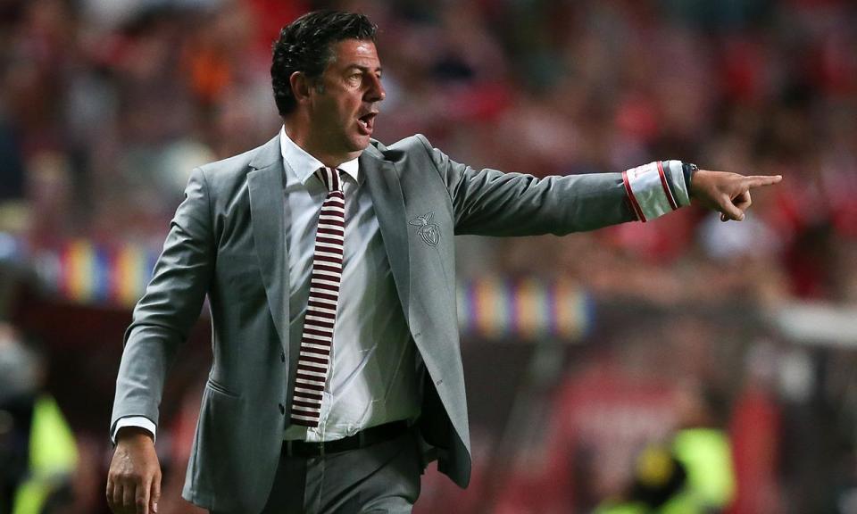 Vitória fala em «decisões racionais» para continuidade no Benfica