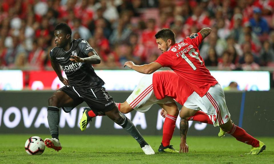VÍDEO: veja o resumo do Benfica-V. Guimarães