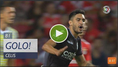 VÍDEO: Célis faz o 3-2 final