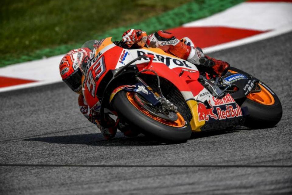 GP da Áustria: Marc Márquez assegura pole position em Red Bull Ring