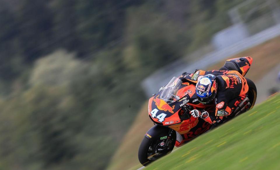 GP da Áustria: Miguel Oliveira parte do segundo lugar da grelha