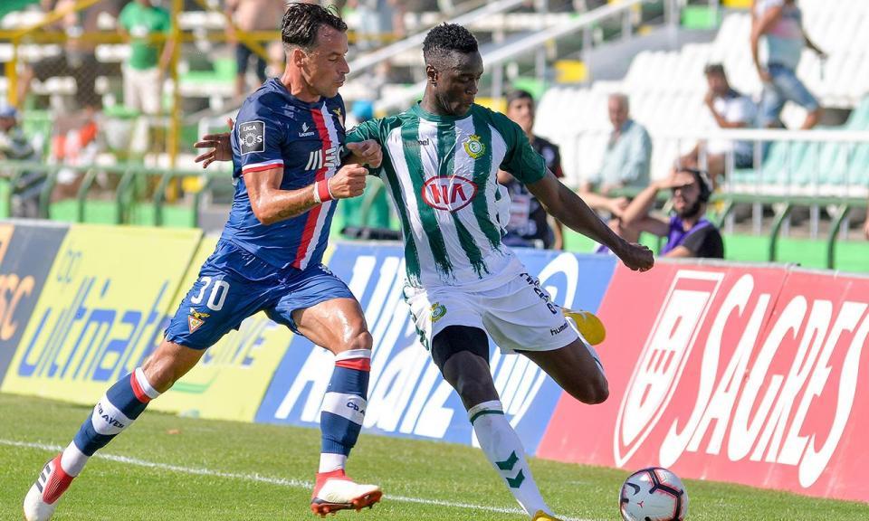V. Setúbal-Desp. Aves, 2-0 (crónica)