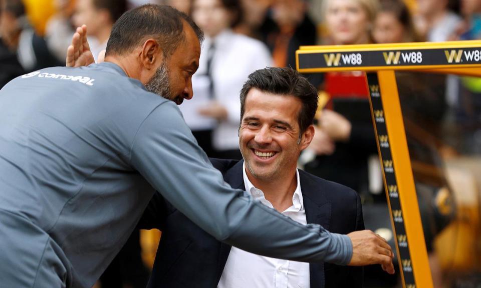 Marco Silva: «Wolves jogou bem, mas a haver um vencedor seríamos nós»