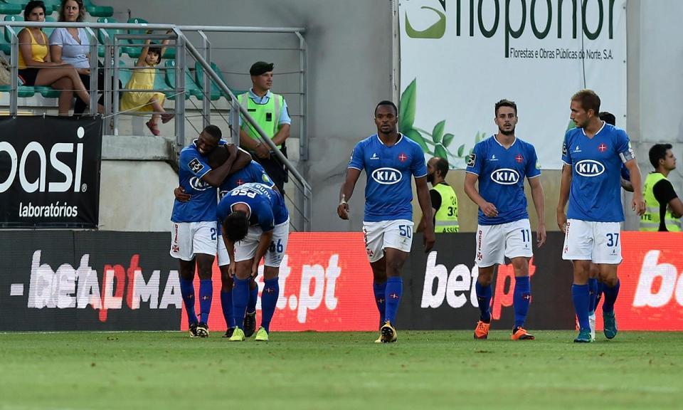 Tondela-Belenenses, 0-1 (destaques)