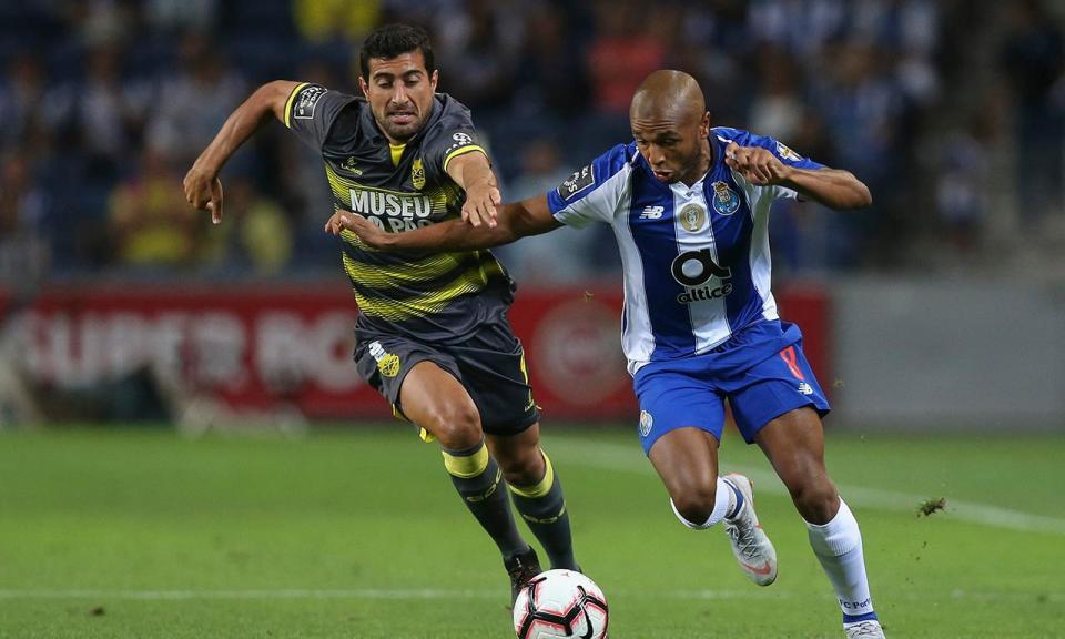 FC Porto-Desp. Chaves,5-0 (crónica)