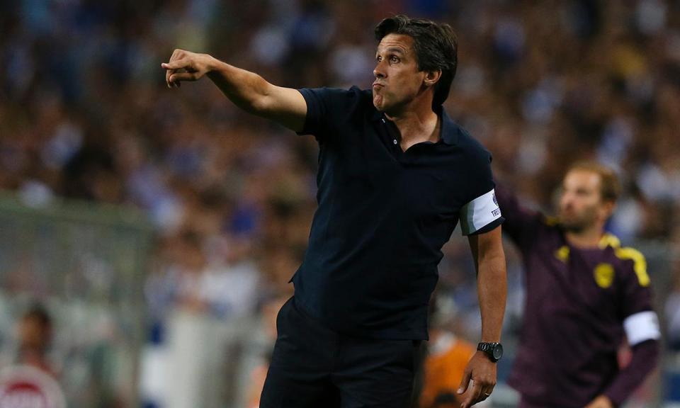 Desp. Chaves continua com três «baixas» para a receção ao Benfica