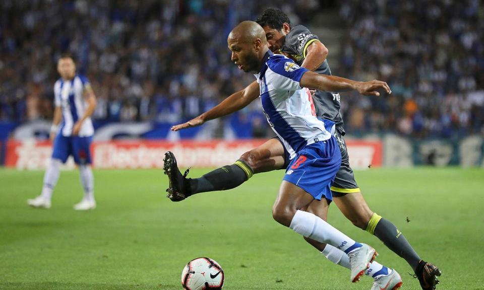 Brahimi: «Trabalhei muito para poder estar com a equipa hoje»