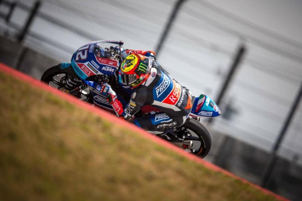 Moto3: Marco Bezzecchi vence GP da Áustria