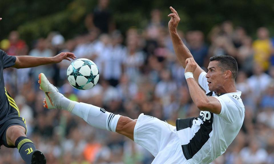 «Vai ser difícil Cristiano Ronaldo fazer 40 golos aqui»