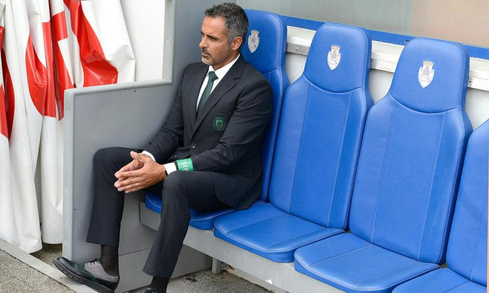José Gomes queixa-se do relvado: «Não foi um jogo bonito»