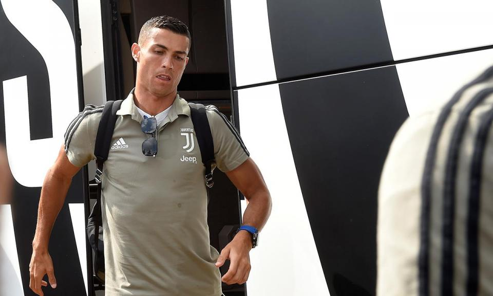 Polícia de Las Vegas pede a Itália ADN de Cristiano Ronaldo