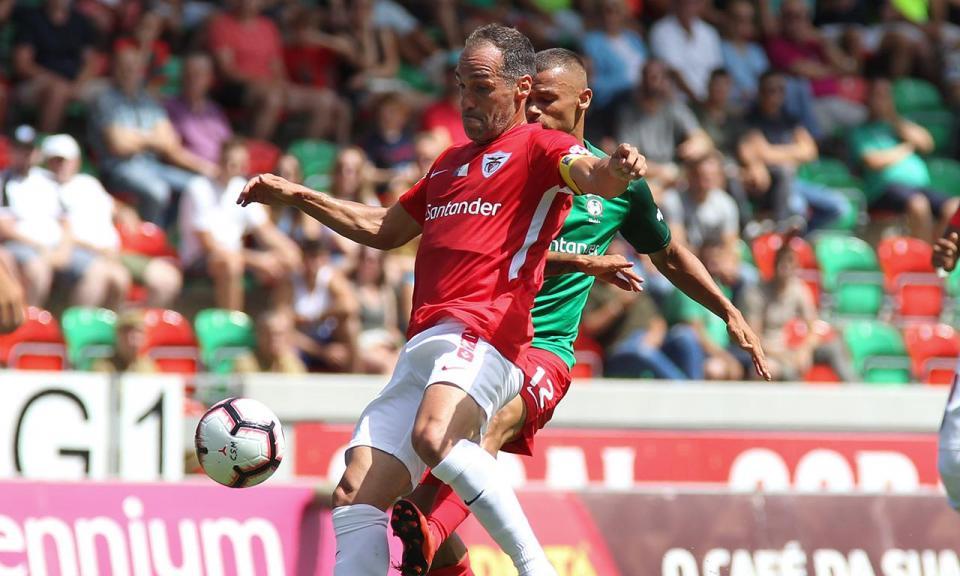 Marítimo-Santa Clara, 1-0 (destaques)