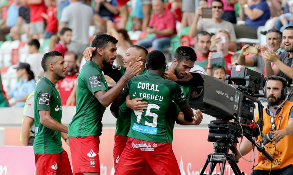 Marítimo: adepto que insultava o árbitro foi identificado pela polícia