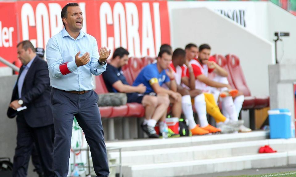 Cláudio Braga quer «somar os primeiros pontos fora de casa» nas Aves