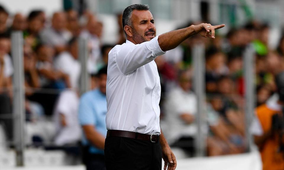 Ivo Vieira e o penálti: «Aceito a decisão, o Heri toca na perna»