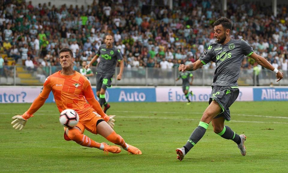 Moreirense-Sporting, 1-3 (destaques)