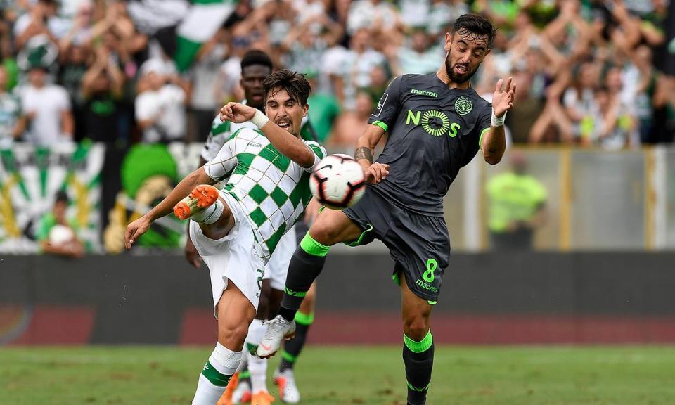 Moreirense-Sporting, 1-3 (resultado final)