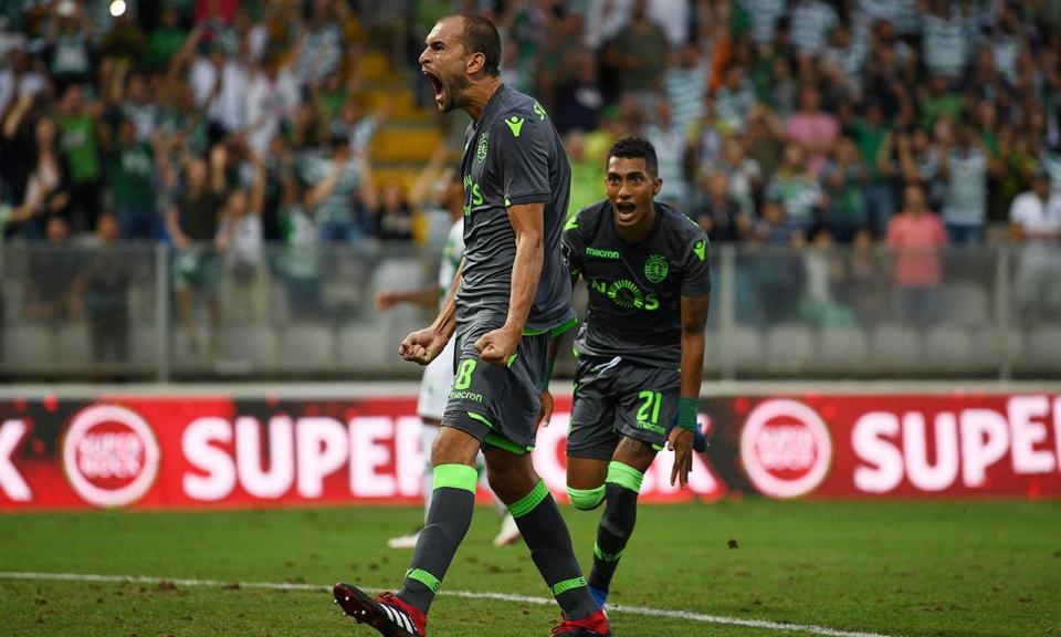 VÍDEO: o resumo do Moreirense-Sporting (1-3)