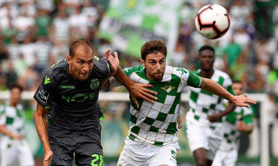 Sporting-Moreirense: antevisão e onzes prováveis