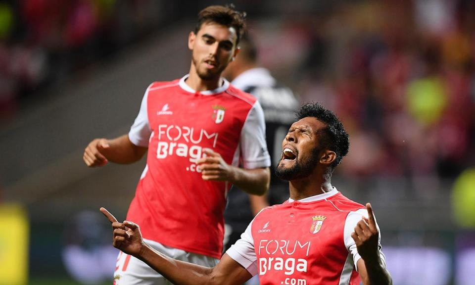 Sp. Braga-Nacional, 4-2 (destaques)