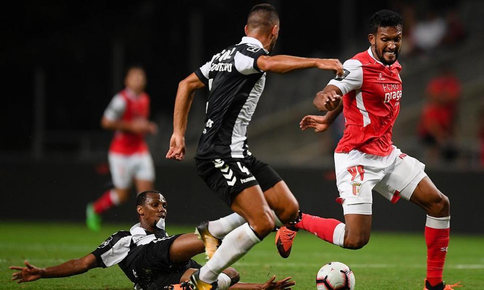Sp. Braga-Nacional, 4-2 (resultado final)