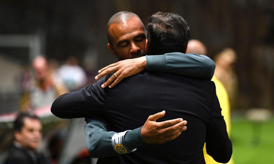 Costinha: «Fico satisfeito com a coragem de vir a Braga e não ficar à espera»