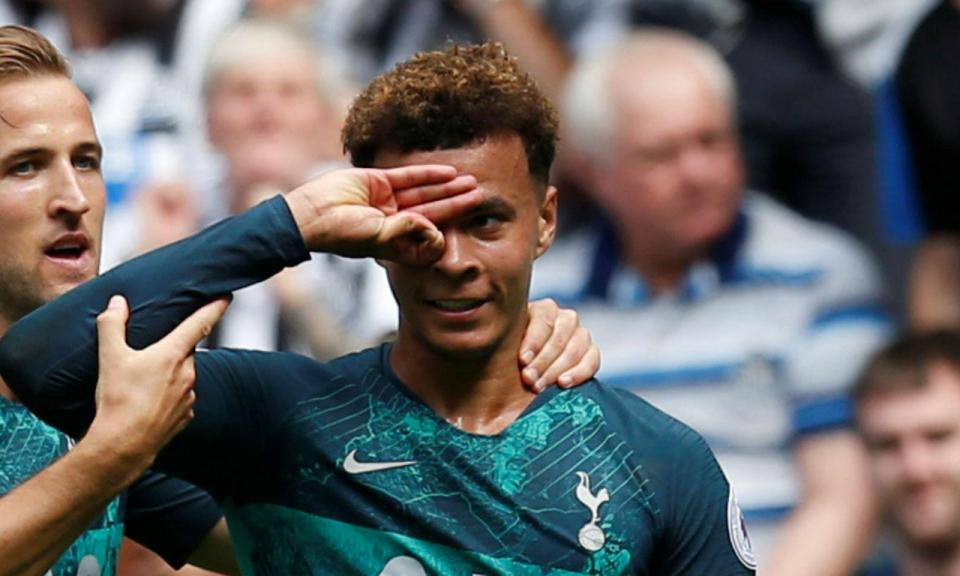 Tottenham: Dele Alli renova até 2024