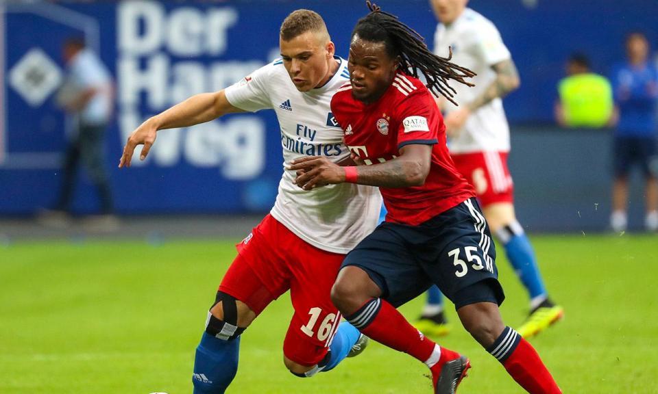 Bayern Munique inscreve Renato Sanches na Liga dos Campeões