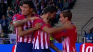 Diego Costa marca no 1º minuto (Imagens Eleven Sports)