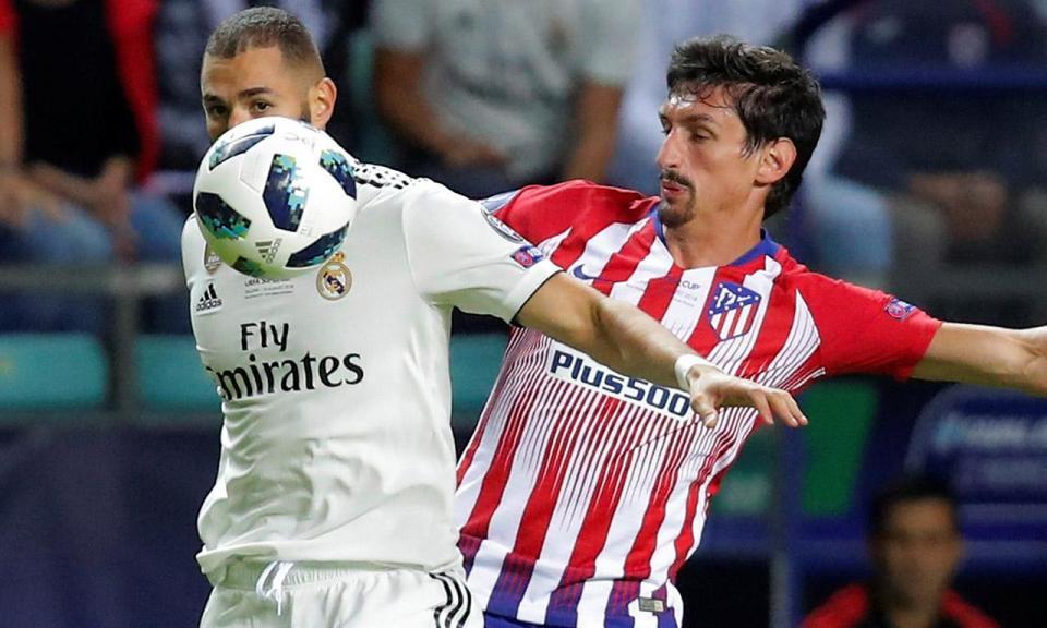 Real Madrid: Benzema obrigado a parar devido a lesão muscular