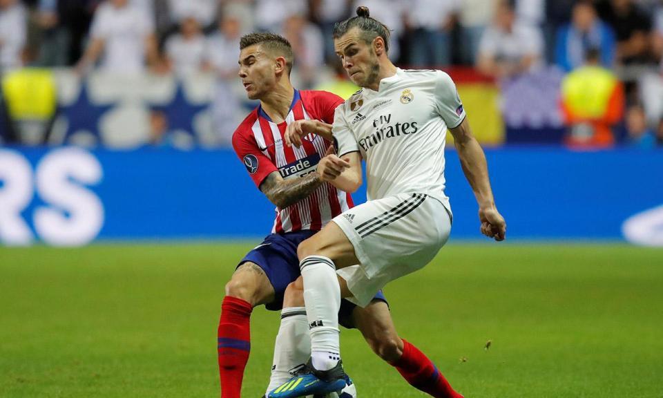 Real Madrid: Bale falha Champions por lesão na coxa