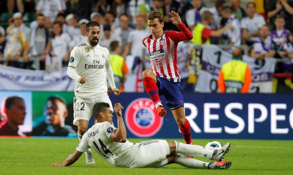 Griezmann: «Mbappé lembra-me o Cristiano do Manchester United»