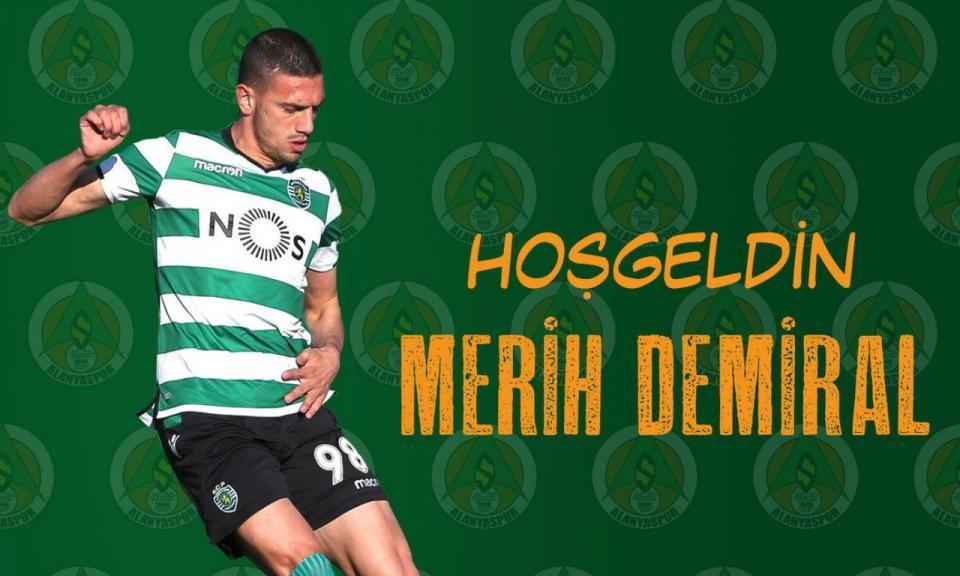 Sportinguista Demiral convocado pela primeira vez para a seleção turca