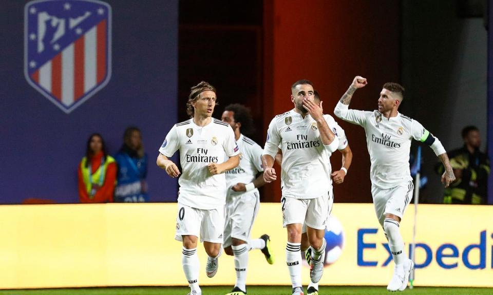 Real Madrid: Sergio Ramos perto de marca histórica frente ao Ajax