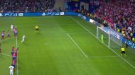 Penálti de Ramos dá a volta ao marcador (imagens Eleven Sports)