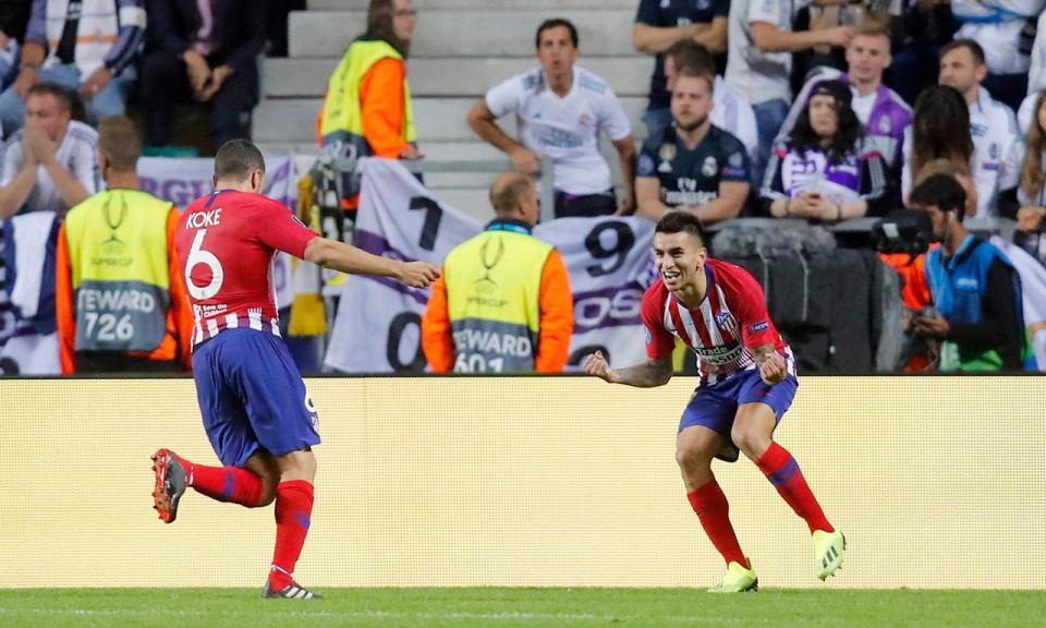 Ángel Correa renova com Atlético Madrid