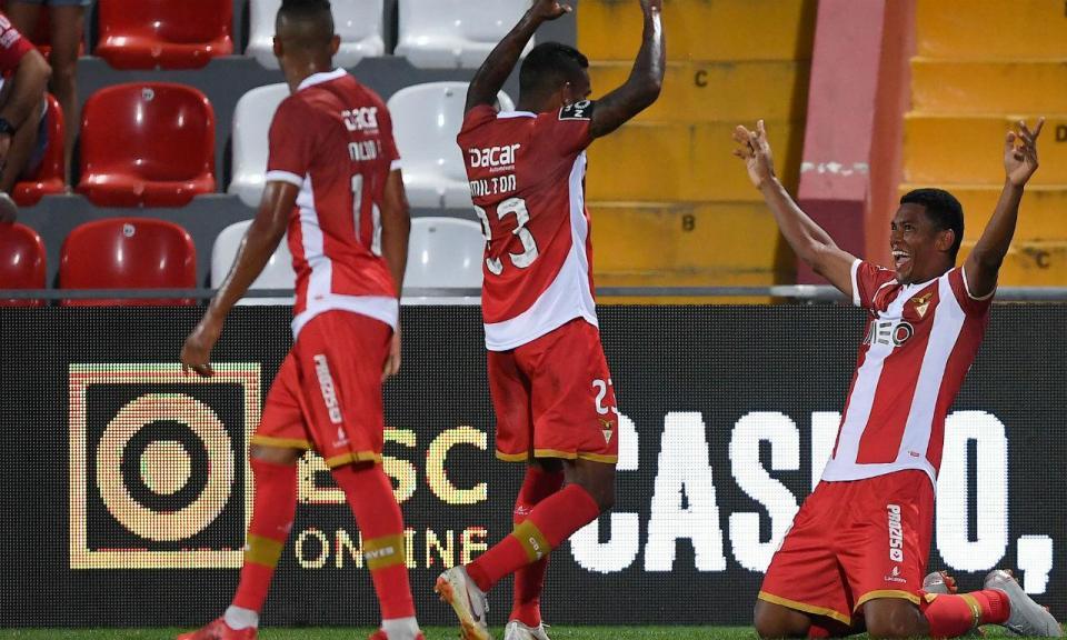 Desp. Aves-Rio Ave, 2-1 (resultado final)