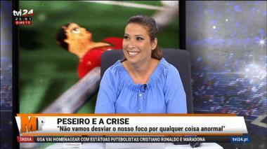 Maisfutebol na TVI24: Sporting, sim, mas também Jonas e Gedson